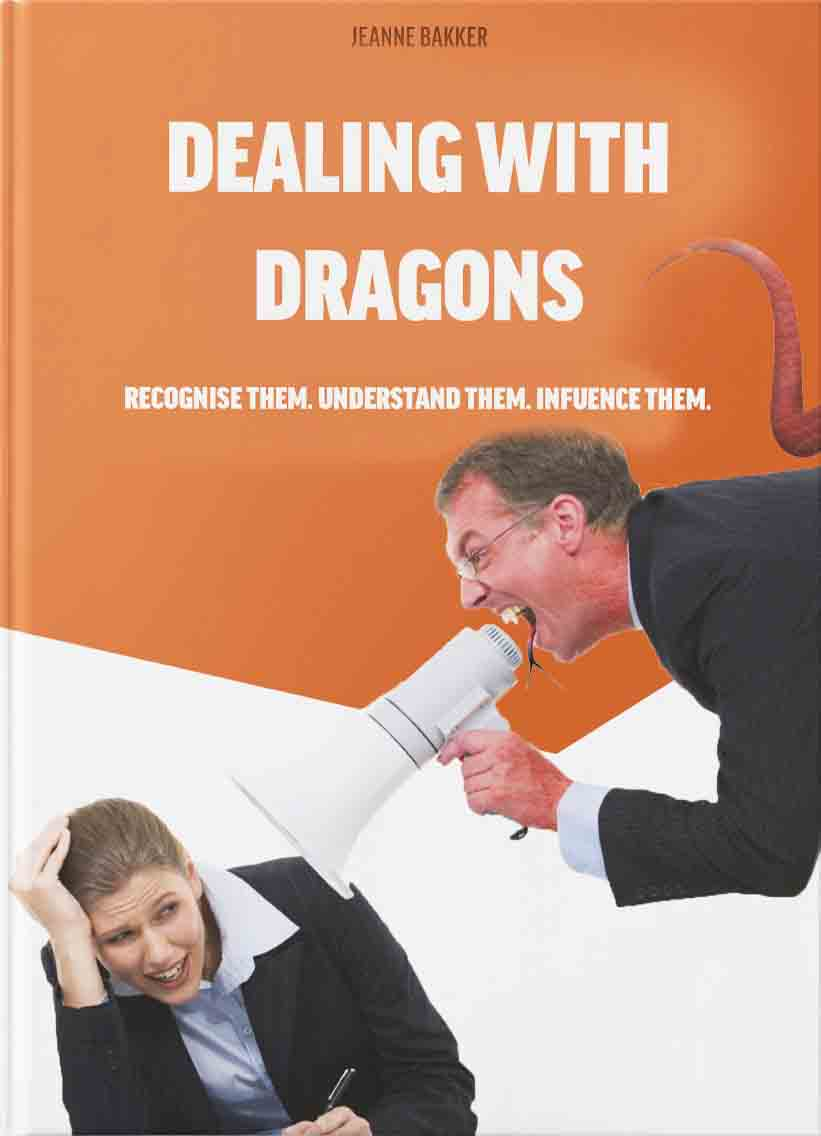 Cover photo ofDealing with Dragons