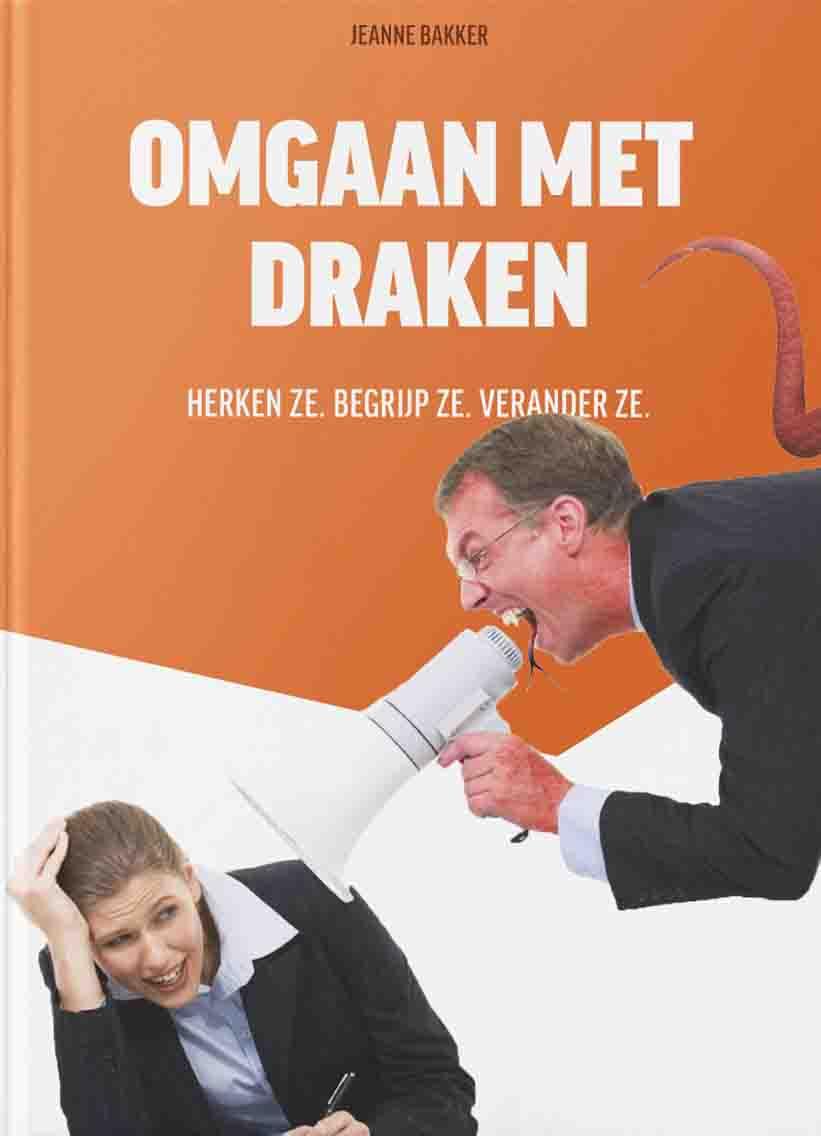 Cover foto vanOmgaan met Draken