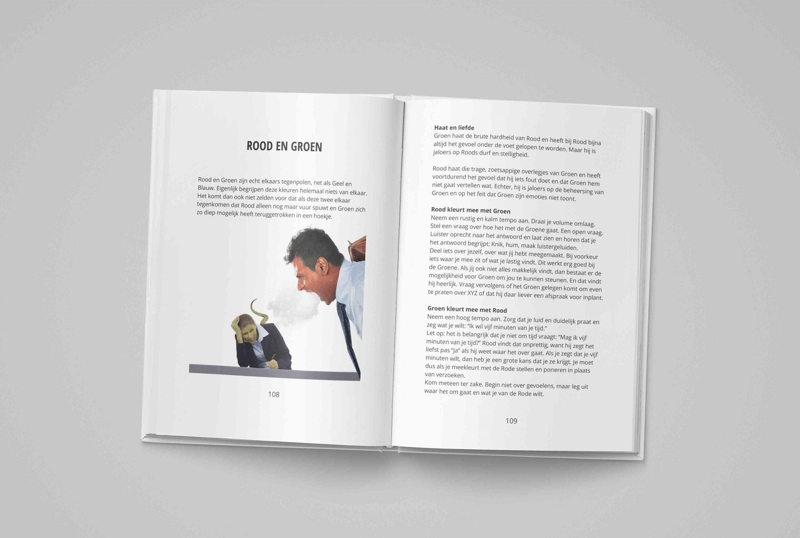 Foto van boek