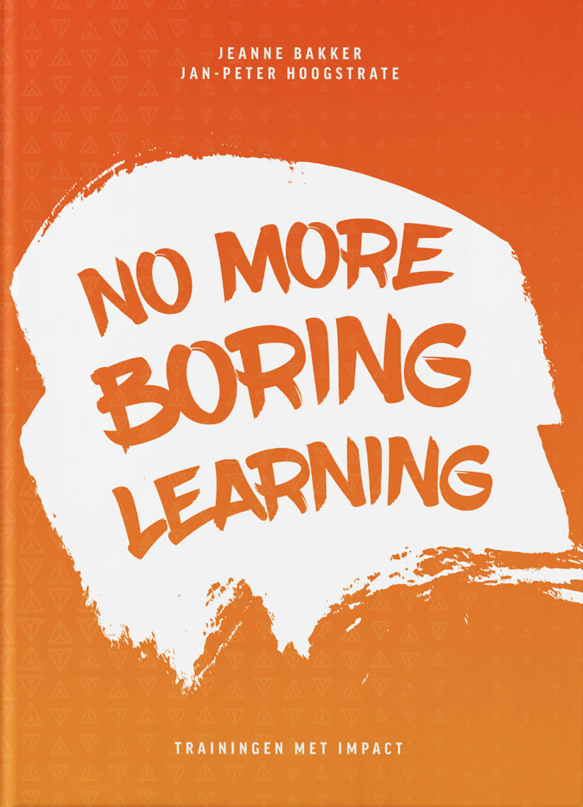 Cover foto vanNO MORE BORING LEARNING